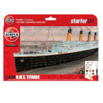 15712 - Hornby Airfix RMS Titanic 1:1000 Scale Model Kit (A55314)