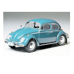15727 - Tamiya Volkswagen 1300 Beetle 1966 1:24 Scale Model (24136)