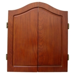 1232 - SwiftFlyte English Walnut Veneer Dart Cabinet  - Out of Stock