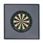 5856 - Professional Dart Surround  Black