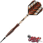 13204 - Shot Tribal Weapon Series 1   2 Soft Tip Darts