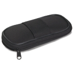 4878 - Mini Zip Soft Black Dart Case