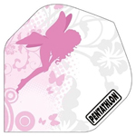 9259 - Pentathlon Flights - Pink Angel Wings Standard