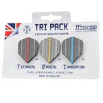 12031 - Harrows Supergrip Tri-Packs