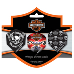 7982 - HD Flights - 3 Pack Standard