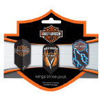 7980 - HD Flights - 3 Pack Wings Slim