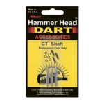 1435 - Hammerhead GT 2BA Short Dart Shafts