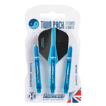 12034 - Harrows Twin Pack - Blue