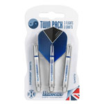 12035 - Harrows Twin Pack - Blue/ Clear