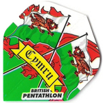 Pentathlon Flights - Wales