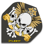 12614 - I-Flights - Skull In Arms