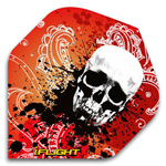 12616 - I-Flights - Skull Red/Orange