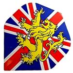 12655 - Metronic Flights - Union Jack With Lion