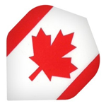 Polyester Flights - Canada Flag
