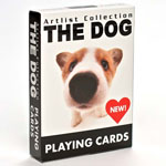 13321 - The Dog Playing Cards by Bicycle