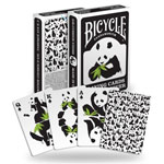 10783 - Bicycle Panda Playing Cards