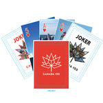 12039 - Canada 150 Playing Cards