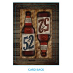 12040 - Bicycle Craft Beer From Canada and the U.S. Playing Cards