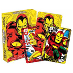 11045 - Marvel Playing Cards - Ironman Comincs