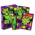 11046 - Marvel Playing Cards - Hulk Comics