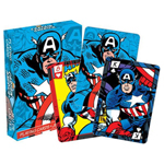 11047 - Marvel Playing Cards - Captain America