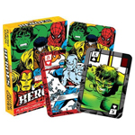 11050 - Marvel Playing Cards - Marvel Heroes