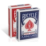 1500 - Single Deck Poker Bicycle Cards
