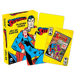 11275 - DC Superman Retro Playing Cards