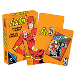 11277 - DC Flash Retro Playing Cards