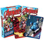 Marvel Playing Cards: Avengers Comics
