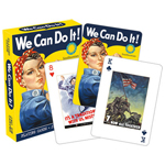 12984 - Smithsonian - War Posters Playing Cards