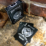 8454 - Bicycle Shadow Master Playing Cards