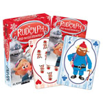 12754 - Rudolph The Red Nose Reindeer Playing Cards