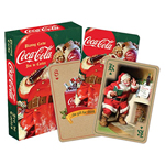 11290 - Coca Cola Santa Playing Cards