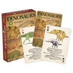 12521 - Smithsonian Dinosaur Playing Cards