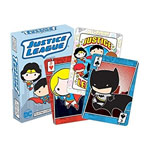 12523 - DC Comics Chibi Playing Cards
