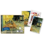 4919 - Double Deck Bridge Van Gogh Starry Night Cards