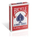1606 - Single Deck Bicycle Jumbo Index Cards