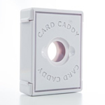 11118 - Card Caddy - White