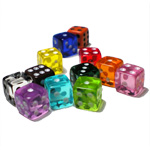 1864 - Assorted 5mm Dice