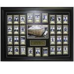 Maple Leaf Gardens Last Year - Ticket Set Deluxe Framed