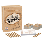The Game of Nasty THINGS! Adult Board Game