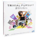 Trivial Pursuit 2000s Trivia Board Game
