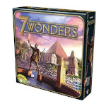 6732 - 7 Wonders Board Game
