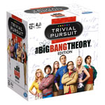 Trivial Pursuit The Big Bang Theory Trivia Game