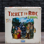 Ticket to Ride: Europe 15th Anniversary Board Game