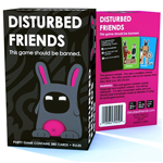 Disturbed Friends Adult Game
