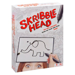 11700 - Skribble Head Party Game