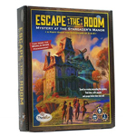 Escape The Room: Mystery at the Stargazer's Manor Mystery Game