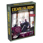 Escape The Room Secret Of Dr. Gravely's Retreat Game